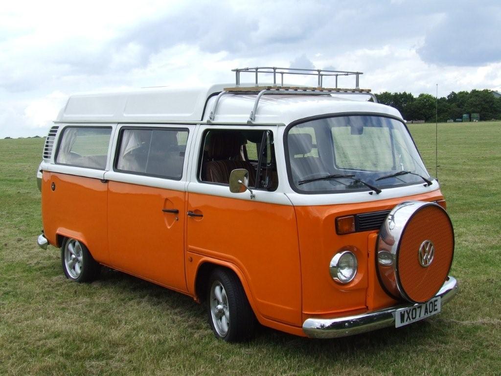 Volkswagen VW Camper Hire